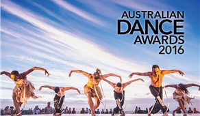 Harlequin Floors proud to present the Australian Dance Awards for a record fifth year