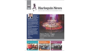Harlequin News 2014