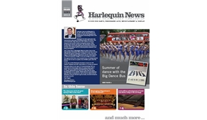 Harlequin News 2013
